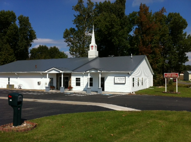 Island Ford Baptist Church